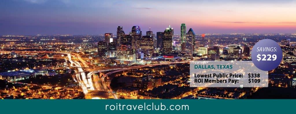 ROI Travel Club Dallas