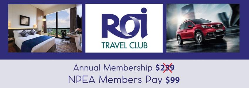 ROI Travel Club